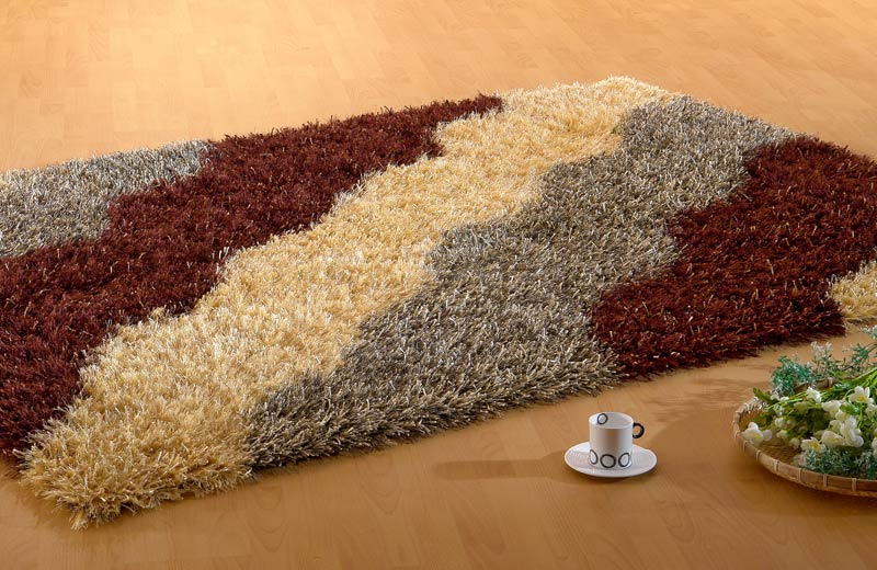 POLYESTER SHAGGY CARPET
